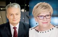 Оба кандидата в президенты Литвы против встречи с Путиным до деоккупации Крыма