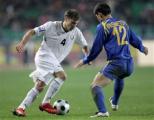 Белорусские футболисты подарили праздник своим болельщикам - Глеб