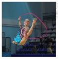 Белоруска Мелита Станюта завоевала три бронзы на этапе Гран-при по художественной гимнастике в Израиле