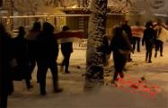 Минчане с Бульвара Шевченко устроили вечерний марш