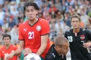Беларусь-Румыния: ничья со счетом 0:0