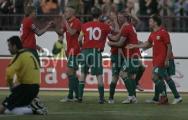 Футболисты сборной Беларуси сыграли вничью с командой Румынии в квалификации Евро-2012