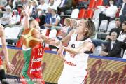 Белорусские баскетболистки обыграли француженок