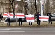 В Минске Логойский тракт выходит каждый день