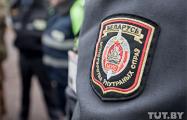 В Молодечно мужчина напал с ножом на милиционеров