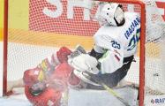 Сборная Беларуси по хоккею на ЧМ лучшая по игре в меньшинстве