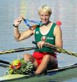 Екатерина Карстен стала чемпионкой Европы по академической гребле