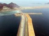 Южная Корея достроила самую длинную дамбу в мире