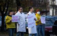 В Бресте лукашисты задержали четырех врачей детской больницы
