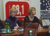 В польском Сейме выступили родственники белорусских политзаключенных