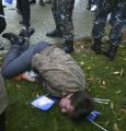 Минские вузы не принимают на учебу Франака Вячорку