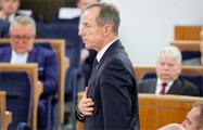 Представитель оппозиции Томаш Гродзкий избран спикером Сената Польши