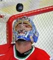 Мезин назван лучшим вратарем недели в КХЛ