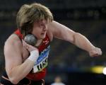 Надежда Остапчук номинирована на звание лучшей спортсменки года в Европе