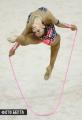 Мелита Станюта завоевала бронзу в многоборье на чемпионате мира по художественной гимнастике