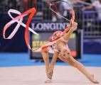 Белоруски завоевали серебро в групповом многоборье чемпионата мира по художественной гимнастике