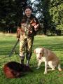 Осенне-зимний сезон охоты открывается в Беларуси 1 октября