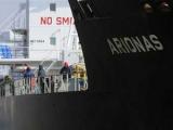 """Россияне с танкера """"Арионас"""" отравились поддельным алкоголем"""