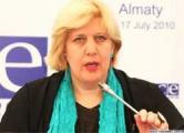 Дуня Миятович против цензуры интернета в Беларуси