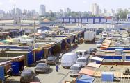 На рынке в Ждановичах водители устроили драку