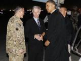 Обама прибыл с необъявленным визитом в Афганистан