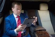 Медведев зашел на заблокированный судом RuTracker с личного iPad
