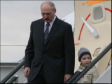 Лукашенко улетел отдохнуть в Турцию