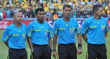 Судейские бригады на матчах чемпионата Европы-2012 могут увеличиться до 5 арбитров