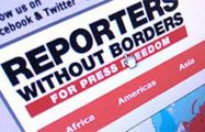 «Репортеры без границ» раскритиковали режим Лукашенко