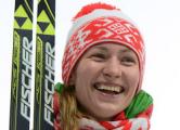 Домрачева претендует на звание спортсменки года по версии Women's Sports Foundation