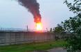 На химическом заводе «Полимир» в Новополоцке пожар