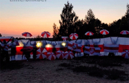 Жители Дзержинска провели бело-красно-белую акцию