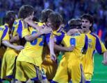 Белорусские футболисты выиграли у албанцев в квалификации чемпионата Европы