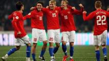 Белорусские футболисты вышли в финал молодежного чемпионата Европы