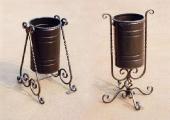 Коммерческой фирме заказали урну с двойными стенками (Фото)