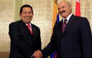Лукашенко проведет переговоры с Чавесом 16 октября