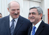 Президент Армении раскритиковал Лукашенко