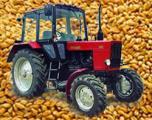 Трактора уже меняют на зерно