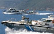 Греческие пограничники обстреляли турецкое судно