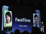 Apple анонсировала сервис видеозвонков FaceTime