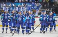 Хоккеисты минского «Динамо» обыграли одноклубников из Риги