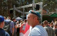 Десантники решили отметить профессиональный праздник посещением митингов за Тихановскую
