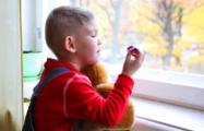 За оставленых без присмотра детей могут лишить родительских прав