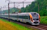 Украина запустит скоростной поезд из Киева в Гомель