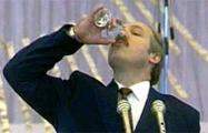 Лукашенко: Я не против, если люди 70–100 граммов водки через день выпивают