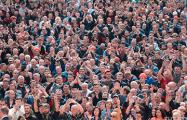 Работники МАЗа: Нам нужно добиться, чтобы Лукашенко ушел