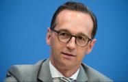 Глава МИД Германии категорически отрицает возможность признания Крыма российским