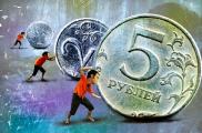 Средняя зарплата за сентябрь в Беларуси возросла на 1,4%