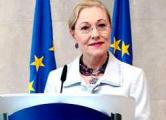 Бенита Ферреро-Вальднер: Если белорусы выберут Европу, их будут ждать с распростертыми объятиями (Видео)