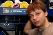 Сергей Костицын открыл счет своим заброшенным шайбам в нынешнем чемпионате НХЛ